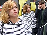 MUST BYLINE: EROTEME.CO.UK\n****NO WEB OR BLOG WITHOUT APPROVAL****\nFormer Dr Who stars Billie Piper and Matt Smith are spotted spending time together in SoHo.\nEXCLUSIVE  April 28, 2016\nJob: 160429L1   London, England \nEROTEME.CO.UK\n44 207 431 1598\nRef: 341629\n