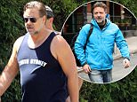 2nd of May 2016\nRussell Crowe takes a stroll through Beverly Hills with his mate. Russell Crowe showed off his guns as he takes in the LA sunshine.\nRussell is seen for the first time since Sources claim Hollywood star Russell Crowe is 'so taken' by New Zealand-born artist Gabrielle Pool 'he's building her an artist's studio at his rural retreat'\nLos Angeles \nEXCLUSIVE \nMike Emory\n