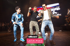 Gente De Zona at Billboard En Vivo: See the Photos!