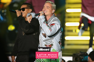 Fuego and J Balvin
