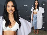 NEW YORK, NY - MAY 03:  Actress Karrueche Tran attends the AOL NewFront 2016 at Seaport District NYC on May 3, 2016 in New York City.  (Photo by Jamie McCarthy/Getty Images for AOL)