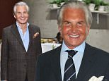 UNIVERSAL CITY, CA - AUGUST 27:  George Hamilton attends the Family Film Awards Nomination Announcement event at Universal Hilton Hotel on August 27, 2015 in Universal City, California.  (Photo by Maury Phillips/Getty Images)