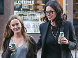 Picture Shows: Coco Arquette, Courteney Cox  May 03, 2016    'Friends' actress Courteney Cox and her daughter were spotted out and about in Los Angeles, California. The pairs looked happy and as if they were enjoying each others company.    Non-Exclusive  UK RIGHTS ONLY    Pictures by : FameFlynet UK © 2016  Tel : +44 (0)20 3551 5049  Email : info@fameflynet.uk.com