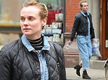 ,EXCLUSIVE TO INF.\nMay 03, 2016:  A makeup-less Diane Kruger spotted after shopping at Paragon Sports today in New York City.\nMandatory Credit: INFphoto.com Ref: infusny-198