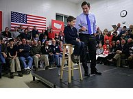 Small is beautiful at the New Hampshire primary