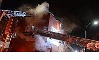 Fire rips through Brooklyn church