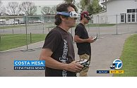 Record-setting crowds expected at Orange County drone races