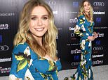 """NEW YORK, NY - MAY 04:  Elizabeth Olsen attends the screening Of Marvel's """"Captain America: Civil War"""" hosted by The Cinema Society with Audi & FIJI at Henry R. Luce Auditorium at Brookfield Place on May 4, 2016 in New York City.  (Photo by Jamie McCarthy/Getty Images)"""