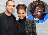 MILAN, ITALY - FEBRUARY 25:  Wissam al Mana and Janet Jackson attend the Giorgio Armani fashion show during Milan Fashion Week Womenswear Fall/Winter 2013/14 on February 25, 2013 in Milan, Italy.  (Photo by Vittorio Zunino Celotto/Getty Images)