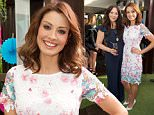 Martine McCutcheon and Melanie Sykes wear Littlewoods SS16 at their summer festival party, where XFactor finalists Reggie N Bollie played their new single, at the Century Club London on Thursday 5th May #LittlewoodsSummer