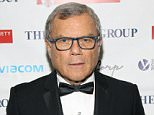 NEW YORK, NY - APRIL 27:  Honoree Sir Martin Sorrell, CEO of WPP attends the 2016 English Ball at Mandarin Oriental Hotel on April 27, 2016 in New York City.  (Photo by Bennett Raglin/Getty Images)
