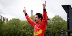 Di Grassi extends lead with Paris victory