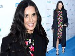 """Pictured: Demi Moore Mandatory Credit © Gilbert Flores/Broadimage Goldie Hawn's Annual """"Goldie's Love in for Kids"""" Event  5/6/16, Beverly Hills, California, United States of America  Broadimage Newswire Los Angeles 1+  (310) 301-1027 New York      1+  (646) 827-9134 sales@broadimage.com http://www.broadimage.com"""
