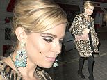 MUST BYLINE: EROTEME.CO.UK Sienna Miller arrives at Poppy Delevingne's Arabian Nights themed 30th Birthday Party at the Firehouse NON-EXCLUSIVE  May 6, 2016 Job: 160506L2  London, England  EROTEME.CO.UK 44 207 431 1598 Ref: 341629