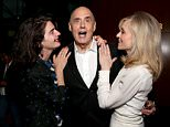LOS ANGELES, CA - MAY 05:  (L-R) Actors Gaby Hoffmann, Jeffrey Tambor, and Judith Light attend Transparent Emmy FYC Screening Event at The Directors Guild of America on May 5, 2016 in Los Angeles, California.  (Photo by Todd Williamson/Getty Images for Amazon Studios)