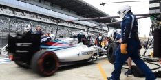 Williams pit-stop gains down to 'hard work'