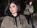 *EXCLUSIVE* Beverly Hills, CA - Kylie Jenner takes out her new red Rolls Royce Wraith with her friends Jordyn Woods and Harry Hudson. The group are seen heading to Il Cielo for dinner before all jumping into Kylie's new ride.\n  \nAKM-GSI      May 6, 2016\nTo License These Photos, Please Contact :\nSteve Ginsburg\n(310) 505-8447\n(323) 423-9397\nsteve@akmgsi.com\nsales@akmgsi.com\nor\nMaria Buda\n(917) 242-1505\nmbuda@akmgsi.com\nginsburgspalyinc@gmail.com