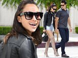 Hot couple Jesse Metcalfe and his long term girlfriend Cara Santana spotted holding hands on the way to lunch in West Hollywood!\n\nPictured: Jesse Metcalfe, Cara Santana\nRef: SPL1276030  060516  \nPicture by: Splash News\n\nSplash News and Pictures\nLos Angeles: 310-821-2666\nNew York: 212-619-2666\nLondon: 870-934-2666\nphotodesk@splashnews.com\n