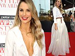 Picture Shows: Vogue Williams  May 07, 2016    Guests arriving at The Peter Mark VIP Style Awards 2016 at The Marker Hotel, Dublin, Ireland. The star smiled and posed for photographs as they attended the event.    Non Exclusive  WORLDWIDE RIGHTS - No Ireland    Pictures by : FameFlynet UK © 2016  Tel : +44 (0)20 3551 5049  Email : info@fameflynet.uk.com