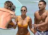 Picture Shows: Natasha Oakley, Gilles Souteyrand  May 06, 2016\n \n Celebrities seen spending time at the beach in Miami, Florida.\n \n Non Exclusive\n UK RIGHTS ONLY\n \n Pictures by : FameFlynet UK © 2016\n Tel : +44 (0)20 3551 5049\n Email : info@fameflynet.uk.com