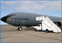 Northern California Sacramento Airport FBO McClellan Jet Services Military Fueling