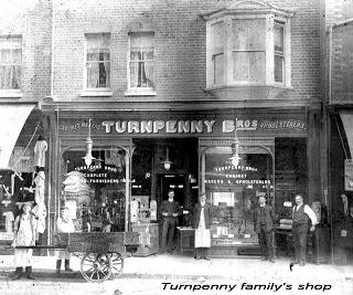 Turnpenny family's shop