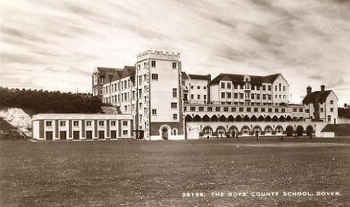 Dover Grammar School for Boys, Astor Avenue