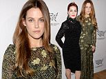 HOLLYWOOD, CA - MAY 07:  Actress Riley Keough attends The Humane Society of the United States' to the Rescue Gala at Paramount Studios on May 7, 2016 in Hollywood, California.  (Photo by Michael Kovac/Getty Images for The Humane Society Of The United State )