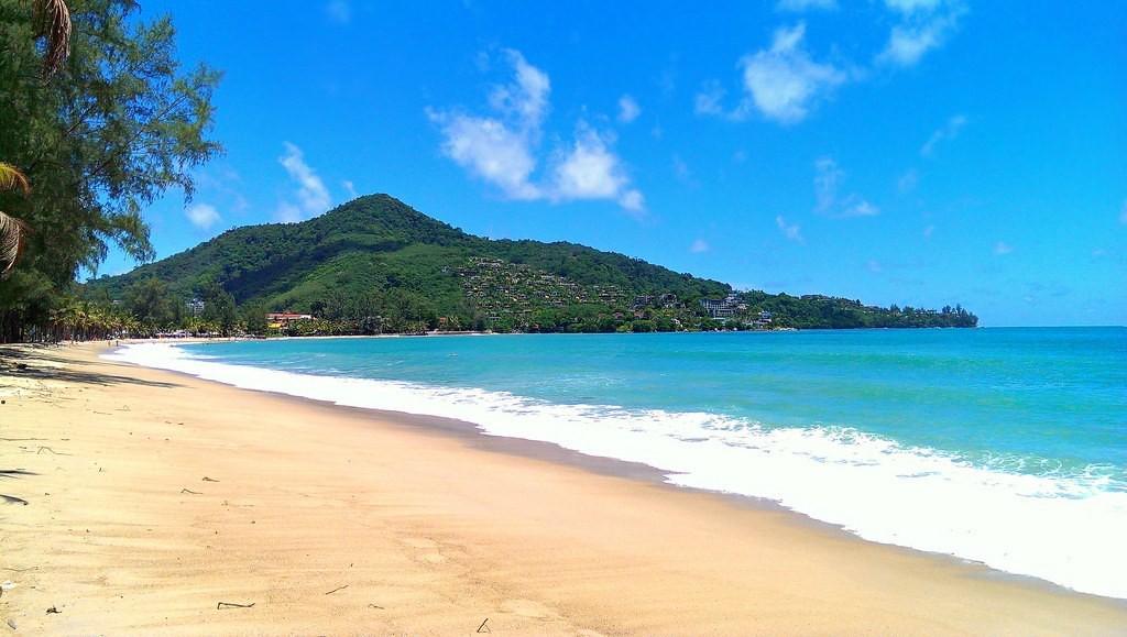 Kamala Beach in Thailand