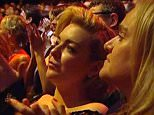 ****Ruckas Videograbs****  (01322) 861777 *IMPORTANT* Please credit the BBC for this picture. 09/05/16 The British Academy Television Awards- last night (8th May 2016), BBC One SEEN HERE: Actress Sheridan Smith appeared to look grumpy and angry after her show The C-Word lost out to Don't Take My Baby for the Best Single Drama award. But she then appeared to spot the camera was on her and she started to smile, clap and whistle. Office  (UK)  : 01322 861777 Mobile (UK)  : 07742 164 106 **IMPORTANT - PLEASE READ** The video grabs supplied by Ruckas Pictures always remain the copyright of the programme makers, we provide a service to purely capture and supply the images to the client, securing the copyright of the images will always remain the responsibility of the publisher at all times. Standard terms, conditions & minimum fees apply to our videograbs unless varied by agreement prior to publication.