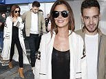 Mandatory Credit: Photo by Beretta/Sims/REX/Shutterstock (5675000s) Cheryl Cole and Liam Payne Cheryl Cole and Liam Payne out and about, Paris, France - 09 May 2016 Arriving at Charles de Gaulle Airport