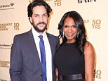 NEW YORK, NY - FEBRUARY 29:  Will Swenson and Audra McDonald attend the Roundabout Theatre Company's  50th Anniversary Gala at The Waldorf-Astoria on February 29, 2016 in New York City.  (Photo by Walter McBride/WireImage)