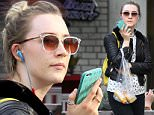 Picture Shows: Saoirse Ronan  May 09, 2016\n \n Actress Saoirse Ronan is seen stopping to pick up some orange juice in New York City, New York. Saoirse chatted on her cell phone as she made her way back home. \n \n Non Exclusive\n UK RIGHTS ONLY\n \n Pictures by : FameFlynet UK © 2016\n Tel : +44 (0)20 3551 5049\n Email : info@fameflynet.uk.com