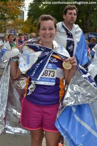 NYC Marathon - Finisher
