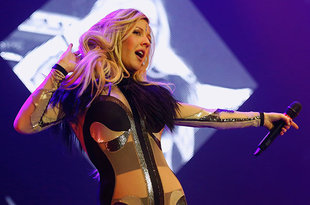 Chart Highlights: Ellie Goulding's 'Love Me Like You Do' Tops Another Tally