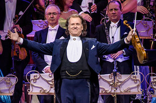Hot Tours Roundup: Andre Rieu, Toby Keith & Ariana Grande Lead List