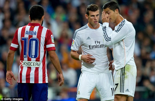 Dream team: bale and Ronaldo have had few opportunities to link-up since they became team-mates
