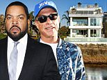 EXCLUSIVE: NWA rapper Ice Cube has bought martial arts movie star Jean-Claude Van Damme's mansion by the sea - for a whopping 7.25million clams.\nAccording to U.S. reports JCVD's pad sold for $7.25 million - he had listed the palatial compound for $10m\nThe Marina Del Rey pad includes six bedrooms and eight bathrooms on 7,574 square feet.\nThe 51-year-old 'Muscles From Brussels' lived in the home for two years and created his own luxury haven including a commercial elevator, a 3D theater with a HiFi wireless home music Sono system, a bar, a billiard room, a gym and recreation room and a library.\nIn addition to a total of eight fireplaces, the home boasts a master suite with his and hers baths, and a steam shower.\nTo top off the modern masterpiece, there is a rooftop complete with an organic garden and a swim jet hydro spa, fire pits and waterfalls.\nSet in the prestigious canal-side neighborhood of Marina Del Rey, the home has views to the ocean and for security, the area comes equi