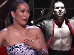 carrie ann inaba nyle dimarco dwts dancing with the stars