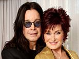 Sharon and Ozzy Osbourne pose for a portrait prior to hosting this year's BRIT Awards, at the Dorchester Hotel on February 18, 2008 in London, England.  (Photo by Dave Hogan/Getty Images) LONDON - FEBRUARY 18:  (UK TABLOID NEWSPAPERS OUT)