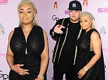 Mandatory Credit: Photo by Startraks Photo/REX/Shutterstock (5681065ac) Rob Kardashian with Blac Chyna 'Chymoji' launch Party, Los Angeles, America - 10 May 2016 'Chymoji' by Blac Chyna launch Party