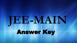 Jee-Main-Answer-Key-2015