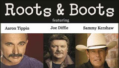 Roots & Boots Tour Unites Trio of Country Veterans