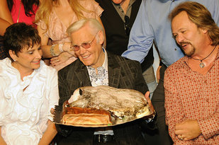 George Jones Turns 80: 'I Never Thought About Dying'