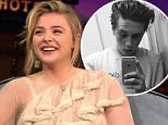 eURN: AD*205823719  Headline: Chloë Grace Moretz, The Late Late Show with James Corden Caption: Chloë Grace Moretz, The Late Late Show with James Corden Photographer:  Loaded on 12/05/2016 at 07:24 Copyright:  Provider: CBS  Properties: RGB JPEG Image (2700K 54K 50.7:1) 1280w x 720h at 72 x 72 dpi  Routing: DM News : News (EmailIn) DM Online : Online Previews (Miscellaneous), CMS Out (Miscellaneous), Video Grabs (Miscellaneous)  Parking: