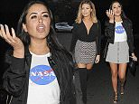 Picture Shows: Marnie Simpson  May 11, 2016     * Min Web / Online Fee £50 Per Picture *    Celebrities of 'The Only Way Is Essex' and 'Geordie Shore' were seen arriving at the Sheesh Restaurant in Chigwell, Essex, UK.    Mario Falcone was seen arriving in his new Mercedes GTS with his new private number plate on show.      * Min Web / Online Fee £50 Per Picture *    Exclusive All Rounder  WORLDWIDE RIGHTS  Pictures by : FameFlynet UK © 2016  Tel : +44 (0)20 3551 5049  Email : info@fameflynet.uk.com