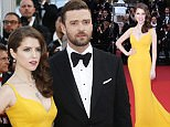 Mandatory Credit: Photo by Matt Baron/BEI/Shutterstock (5682156ag)\nAnna Kendrick\n'Cafe Society' premiere and opening ceremony, 69th Cannes Film Festival, France - 11 May 2016\n