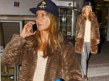 May 11th, 2016 - Cannes\n****** Exclusive ******\nLady Victoria Hervey arriving at the Nice Airport.\nArrived on the last flight from London to Nice, despite her 4 Mobile Phones, Lady Victoria Hervey can not join his driver who is very late more than 1 hour on the schedule.\n****** No Web Usage before agreement ******\n******Please hide the children's faces prior to the publication******\n****** Stricly No Mobile Phone Application or Apps use without our Prior Agreement ******\nEnquiries at photo@spreadpictures.com