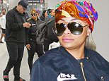 11 May 2016 - Miami - America  Rob Kardashian & Blac Chyna were spotted arriving at Miami airport, the couple was accompanied by another two friends. After collecting their luggages the couple jumped into an awaiting chauffeur driven car and headed staight to Tootsie's; a popular North Miami Streap Club.   BYLINE MUST READ : XPOSUREPHOTOS.COM  ***UK CLIENTS - PICTURES CONTAINING CHILDREN PLEASE PIXELATE FACE PRIOR TO PUBLICATION ***  **UK CLIENTS MUST CALL PRIOR TO TV OR ONLINE USAGE PLEASE TELEPHONE  44 208 344 2007 ***