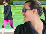 Brentwood, CA - Actress Lea Michele is seen after a workout at Soul Cycle grabbing a juice at Earth Bar. The Glee and Scream Queens actress looks giddy while talking to her friend after reports that she is now dating iZombie star Robert Buckley has surfaced.\nAKM-GSI       May 11, 2016\nTo License These Photos, Please Contact :\nSteve Ginsburg\n(310) 505-8447\n(323) 423-9397\nsteve@akmgsi.com\nsales@akmgsi.com\nor\nMaria Buda\n(917) 242-1505\nmbuda@akmgsi.com\nginsburgspalyinc@gmail.com